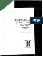 A. Chajes - Principles of Struc. Stab. - Chap. 1