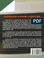 Programacion en Internet_ Clientes Web - Sergio Lujan.epub
