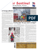 January 14, 2016 Courier Sentinel
