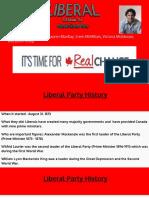 liberal presentation