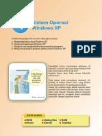 TIK Kelas 7. Bab 4. Sistem Operasi Windows XP