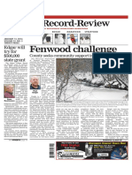 January 13, 2016 The Record-Review