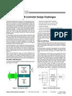 Soft USB Controller Design Challenges