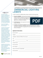 2016 Commercial Lighting