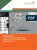 Ciscom Manual