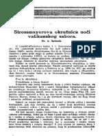 strossmayerova okruznica