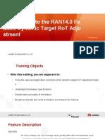 Dynamic target ROT Adjustment.pptx