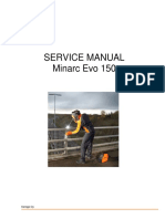 Minarc Evo 150 Service Manual