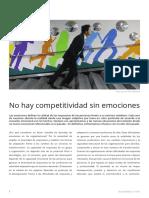 Competitividad sin emociones