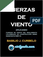 Fuerzas de Viento Aplicando El Reglamento NSR-10 Colombiano de Construcción Sismo-Resistente [Ing. Basilio J. Curbelo] CivilGeeks