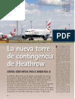 Control aéreo virtual (I y II)
