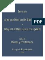 Armas de Destruccion Masiva Condor 20