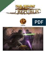 Star Wars Saga Edition - Core - Clases