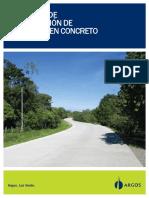 Practicas de Construcción de Pavimentos de Concreto