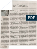 05-06-15 POLÍTICA PÚBLICAS PRIORIZADAS