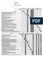 Carta Gantt Science T3 2016