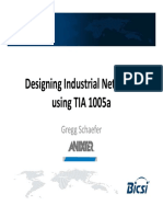 Designing Industrial Networks