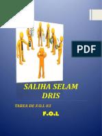 Selam Dris Saliha FOL03 Tarea