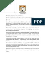 11-11-15 Firma Maloro Acosta Convenio Con Infonavit