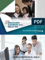 2. La Educacion Superior en El Siglo XXI