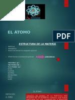 EL ÁTOMO
