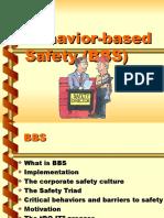 Behavior Based Safety- university level