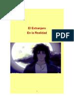 El Extranjero en la Realidad (novela Registrada9