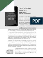 Dialnet-ContraLaMemoria-4865211