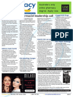 Pharmacy Daily for Thu 14 Jan 2016 - Pharmacist leadership deal, Asthma co-morbidity, FDA labelling changes, Priceline aces tennis deal, Serotonin syndrome and much more