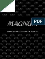 Magnum Manual Relógios