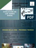 Origen y Evolución Completo