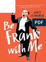 Be Frank With Me by Julia Claiborne Johnson - excerpt