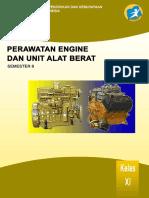 Perawatan Engine Unit Alat Berat 6