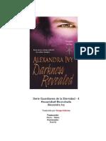 04 Alexandra Ivy - Serie Guardianes de La Eternidad - Oscuridad Desvelada