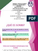 Uso Del Scribd