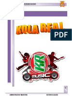 Plan de Marketing - Kola Real