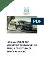 BMW Assignment