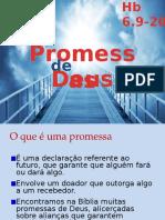 As Promessas de Deus