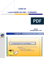 Licao 2_Composicao Do Cru_Clinquer
