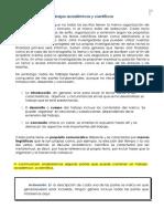 Estructura de Un Informe Científico