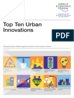 Top 10 Emerging Urban Innovations Report 2010