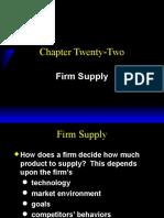 Microeconomics Chapter 22