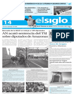 Edicion Impresa El Siglo 14-01-16