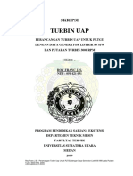 Pengenalan Pemeliharaan Turbin Uap GT HRSG