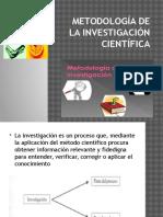 Metodología de La Investigacion Cientifica Exposicion