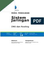 87038 - Modul14 - DNS Dan Routing