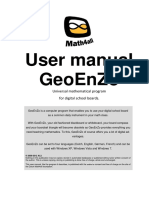 Manual de Geoenzo