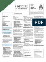 Boletin Oficial 07-04-10 - Tercera Seccion