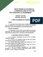 C 217 - 1983 Folii Din PVC La Acoperisuri