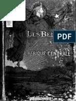 Les Belges Dans l'Afrique Centrale Tome II